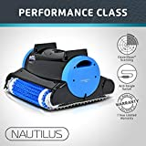 Dolphin Nautilus Automatic Robotic Pool Cleaner with Dual...