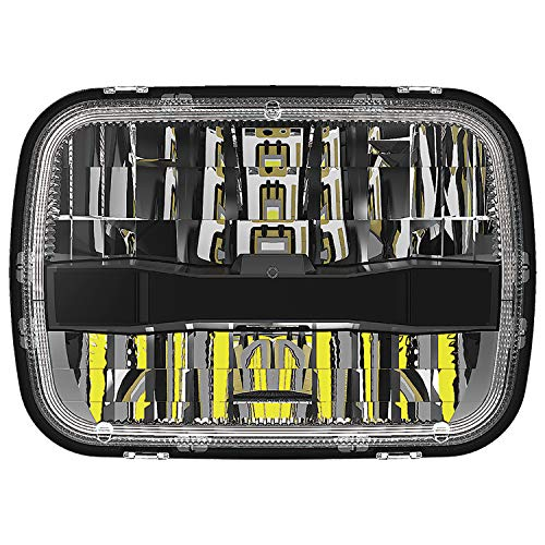 Philips Automotive Lighting H6054LED LED Integral Beam, Universal Plug and Play LED Replacement for H6054 (5x7) Sealed Beam Applications, 1 Pack