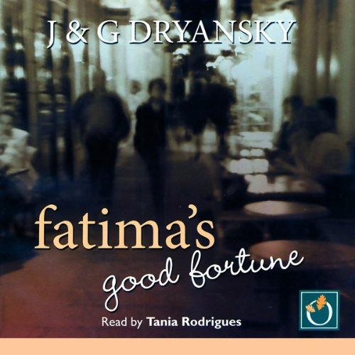 Fatima's Good Fortune audiobook cover art