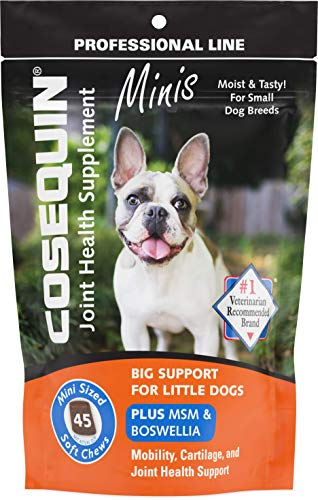 Top 10 best selling list for cosequin minis joint health supplement for dogs