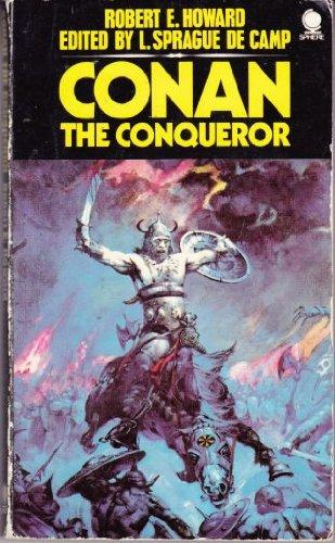CONAN THE CONQUEROR 0722147023 Book Cover