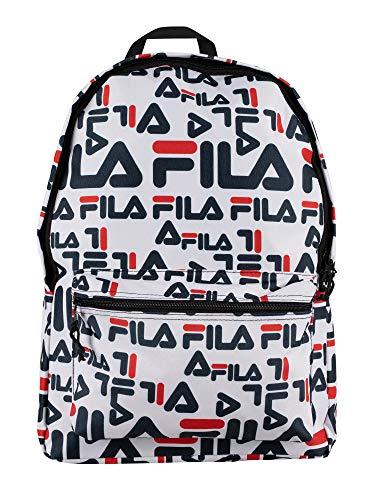 Fila Herr Arda 2 ryggsäck, Vit, One Size