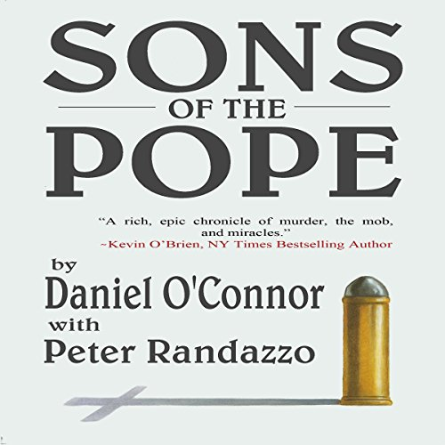 Sons of the Pope audiobook cover art