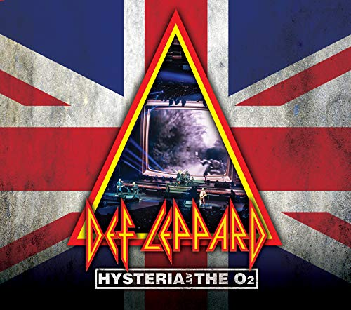 Hysteria At The 02