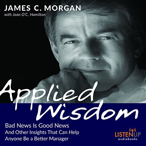 Applied Wisdom audiobook cover art