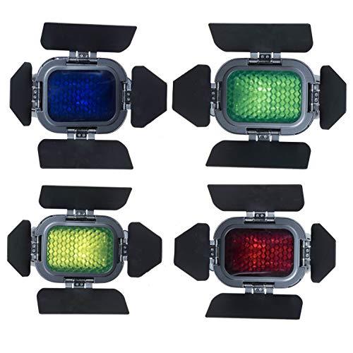 Godox Juego de Puerta de Granero Accesorio de iluminación de fotografía   Fotografía basada en ubicación Witstro AD200 Pocket Flash
