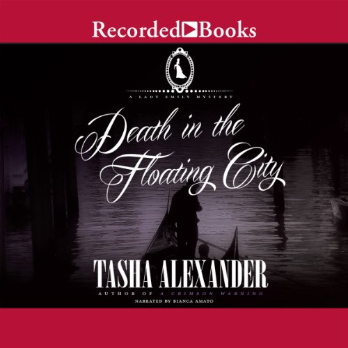 Death in the Floating City audiobook cover art