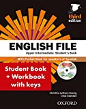 English File 3rd Edition Upper-IntermediateStudent's Book + Workbook with Key Pack, CEFR: ...