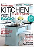 Country Sampler Farmhouse Style - 60+ Diys! Quick & Creative: Kitchen Makeovers