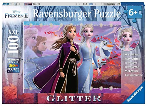 Trefl Puzzles Frozen 2 Jigsaw Puzzles for Kids The Courage of The Sisters 30 Elements