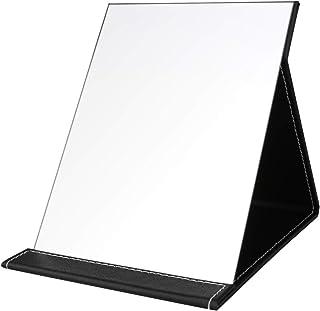 ORIENEX(オリエンネックス) 化粧鏡 卓上スタンドミラー 折りたたみミラー