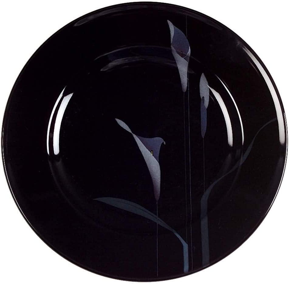 Mikasa Opus Black Max 51% OFF Butter Plate New Shipping Free Bread