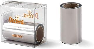 Decora 0160725 Bobine PVC pour Aliments 10 M X H 100 MM, Plastique, Transparent, 10 x 10 x 7 cm