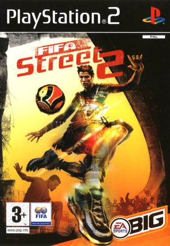 Third Party - Fifa Street 2 Occasion [ PS2 ] - 5030931049040