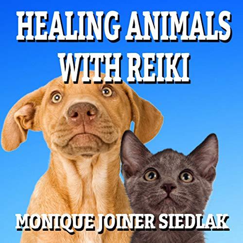 『Healing Animals with Reiki』のカバーアート
