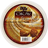 Okay African Shea Butter Chunky White 01537 10oz