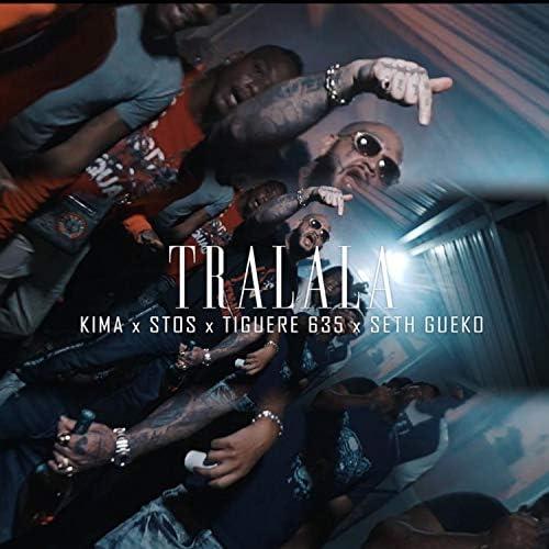 Kima feat. Tiguere 635, Stos & Seth Gueko