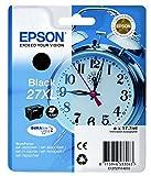 Original Epson C13T27114010 / 27XL, für WorkForce WF-7620 DTWF Premium Drucker-Patrone, Schwarz, 1100 Seiten, 17,70 ml