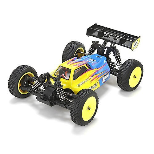 Mini 8IGHT RTR, AVC, Blue: 1/14 4WD Buggy by Losi