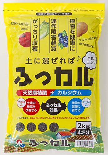 朝日工業 ふっカル 2kg