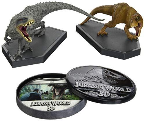 Jurassic World (BD 3D + Blu-ray + DVD) (Limited Edition Gift Set)