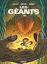 Les Géants, tome 1 : Erin par Lylian