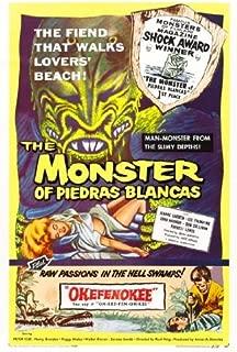 Monster Of Piedras Blancas Movie Poster 24inx36in
