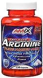 AMIX - Suplemento Deportivo - Arginina en Cápsulas 120 - Favorece la Recuperación Muscular - Ayuda a Reducir el Cansancio y la Fatiga - Aminoácidos Esenciales