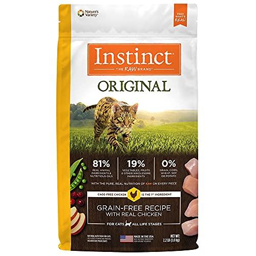 Pienso Para Perro Nature  marca INSTINCT