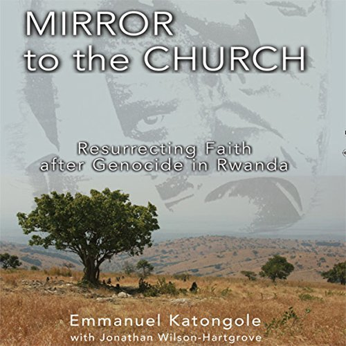 Mirror to the Church audiobook cover art