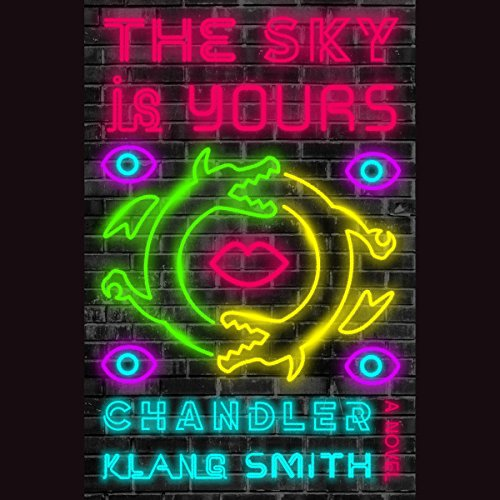 The Sky Is Yours audiobook cover art