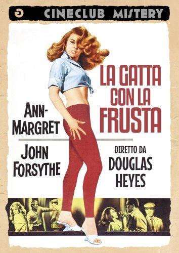 la gatta con la frusta dvd Italian Import by john forsythe