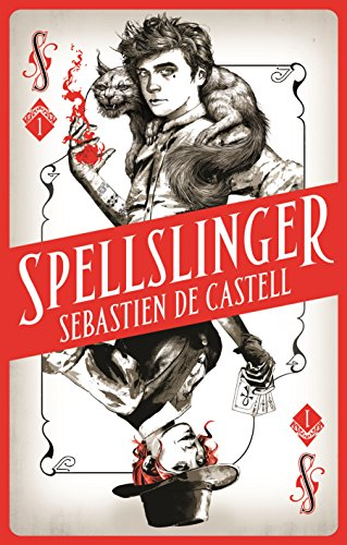 Spellslinger: The fantasy novel that keeps you guessing on every page (English Edition)