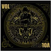 Beyond Hell / Above Heaven [CD/DVD Combo] [Deluxe Edition] by Volbeat (2011-07-26)
