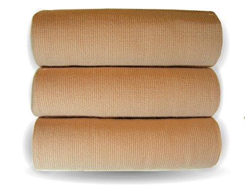 Neutripure Body Wrap Elastic Bandages - Washable and extra large (Pack of 3)