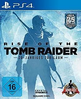 Rise of the Tomb Raider: 20-jähriges Jubiläum - Day One Edition [PlayStation 4] (B00MAH2E5K) | Amazon price tracker / tracking, Amazon price history charts, Amazon price watches, Amazon price drop alerts
