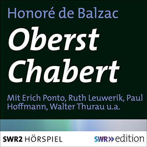 Oberst Chabert cover art