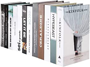 Amazon.es: falsos libros decoración