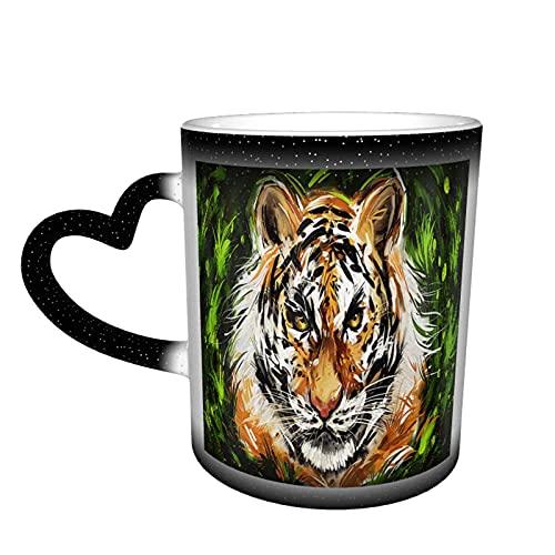 Dos días tazas de café,Color cambiante taza regalo cerámica termosensible marca taza,Foto taza con personalizado