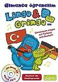 Lingo & Gringo ile Almanca ögrenmek / Deutsch-Lern-Songs für türkische Kinder: Deutsch als Zweitsprache für türkische Kinder