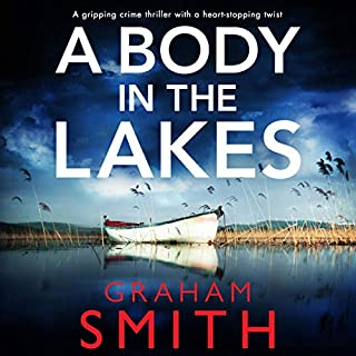 A Body in the Lakes cover art