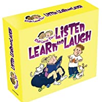 Kids Love to: Listen Learn &Laugh