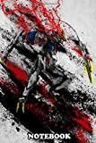 Notebook: Barbatos Lupus Rex , Journal for Writing, College Ruled Size 6' x 9', 110 Pages