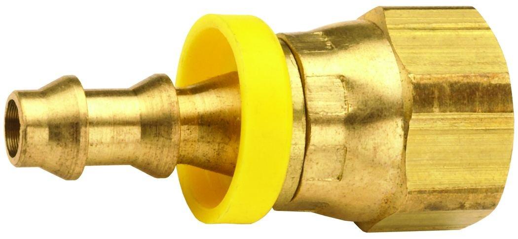Dixon 288-1621 Brass Female 37 5 ☆ very popular Degree x Push-on Swivel JIC 1