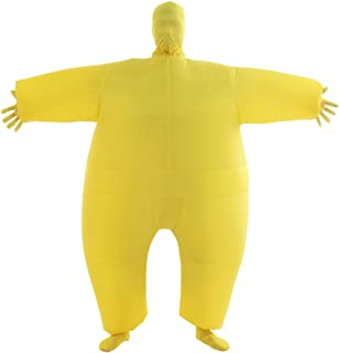 are inflatable costumes hot