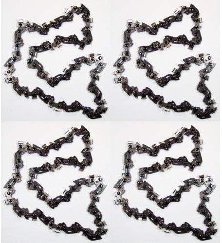 lowest Homelite 2021 UT-43160/30254EG Ryobi RY43160 Pole Saw 4 Pack Chain lowest # 901289001-4PK online sale