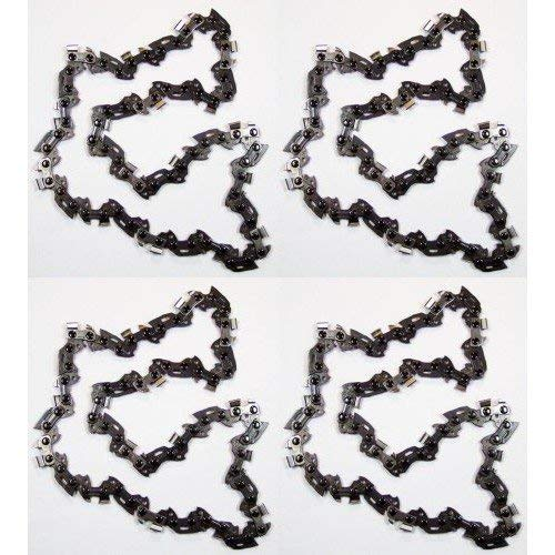 RYOBI Homelite UT-43160/30254EG RY43160 Pole Saw 4 Pack Chain # 901289001-4PK