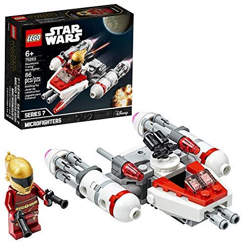 Lego Star Wars Microfigher Y-Wing™ da Resistência 75263