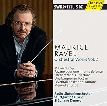 Ravel: Orchestral Works, Vol. 2