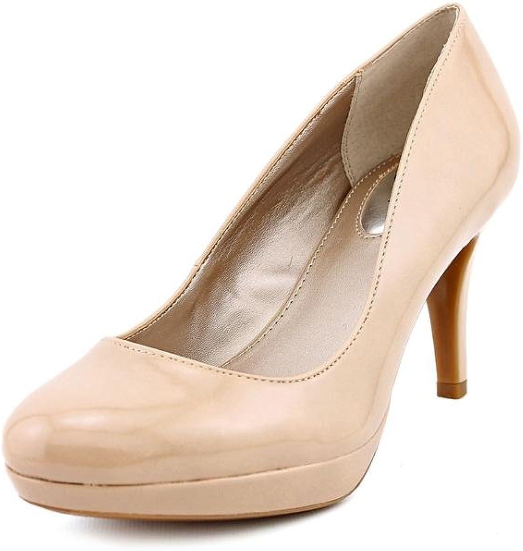 Alfani Madyson Women US 8.5 Tan Platform Heel